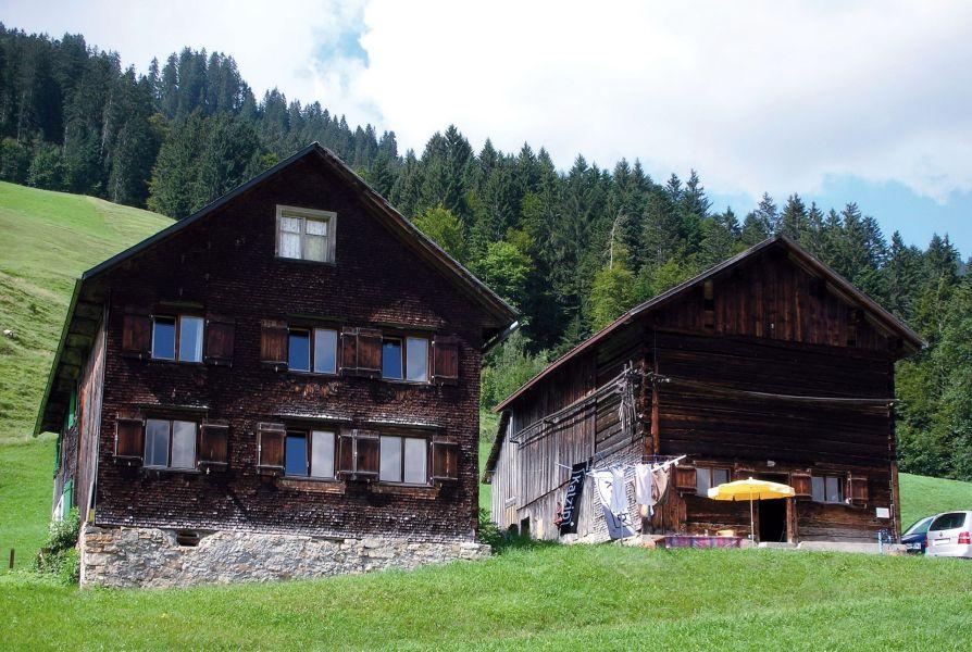 Maisäß am Gassnerberg St. Gerold (Großwalsertal)