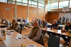 Jahresversammlung der IVfW 2018